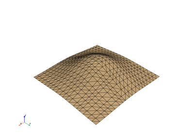 Create Triangulated Surface